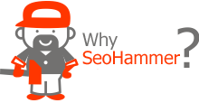 Why SeoHammer?
